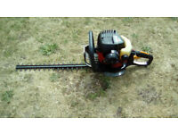 HOMELITE 25cc HEDGE CUTTER