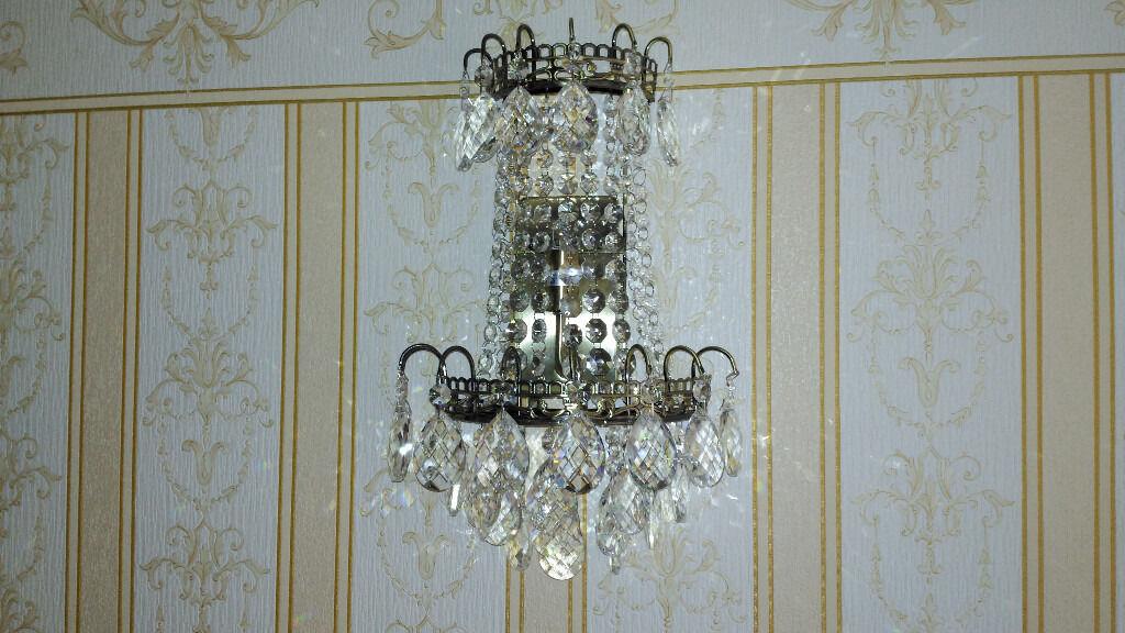 Glass Pendant Wall Light Fittings