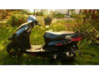 yamaha vity 125cc 4 stroke injection scooter moped