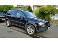 04 Volvo XC90 D5 4x4 2.4 Automatic Diesel 7 Seater Parking Sensor Low Miles for Age
