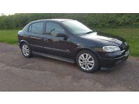 Vauxhall astra sxi dti fsh 89000 11 months mot