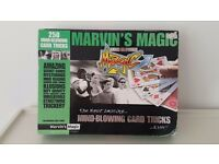 New! Marvin's Magic 250 Mind Blowing Card Tricks