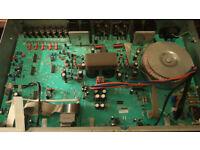 Arcam A65 Amplifier plus in need of repair: sold as spares repairs