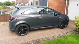Vauxhall Corsa 1.2 Limited Edition 2014 Mot'd no advisory. Hpi clear.