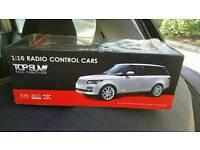 Radio controlled cars