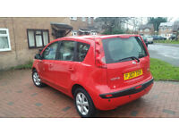 Automatic Nissan Note nice 5 doors family car with long MOT and reverse sensors