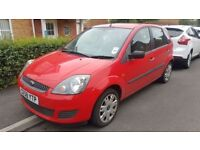 2008 '58' Fiesta 1.25 Style Genuine 58k with Service History Beautiful condition throughout