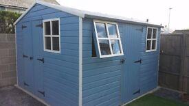 garden shed / room
