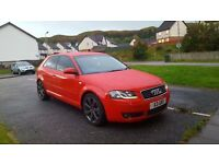⭐️⭐️FOR SALE - RED AUDI A3⭐️⭐️