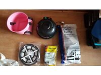used henry hetty 2 speed new 3 Metre Hose new Brushes new Rods Kit 10 Bags new tools new