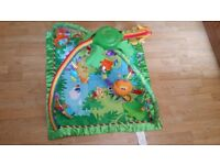 Fisher Price Baby Play Mat Excellent