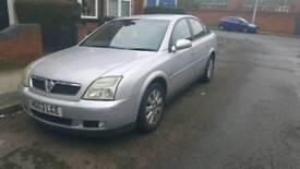 Vauxhall vectra 2004. 1.8 petrol