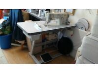 For Sale Brother Semi Automatic Industrial Sewing Machine.