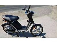 E-ton e-mo electric bike scooter moped