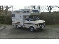 Mk2 transit camper/motorhome