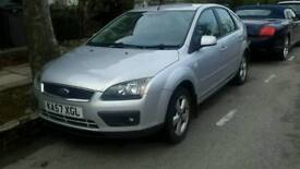 Ford Focus 1.8 Zetec Climate 57 plate 58500 miles (excellent runner not good visually)