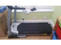 Roger Black Treadmill, with automatic incline and various program settings