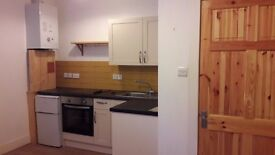 Cosy 1 bed flat to let UNFURNISHED - Northgate, Peebles