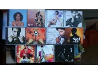 10 Prince CDs and a DVD - 13 Discs! *Collectible*