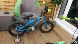 Child bike upto 5 years?