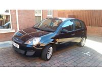 2007 ford fiesta 1 .4 tdci , full stamped service history, 86000 genuine miles