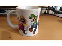 super mario mug x2 £5 each