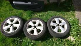For sale honda frv 16inch wheels