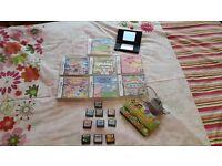 Nintendo DSI & 10 games