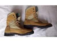 Men's Garmont Military Army Outdoor Combat Hiking Boots Shoes - Size 11