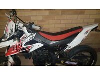 Derbi Senda DRD SM 125cc Liquid Cooled Motorbike