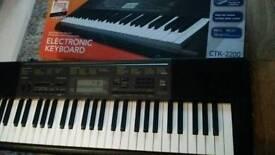Casio CTK 2200 ELECTRIC KEYBOARD