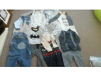 baby boys outfit bundle.