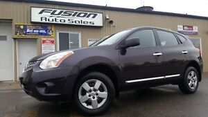 2013 Nissan Rogue S-1 OWNER OFF LEASE-LOADED-REVERSE SENSORS