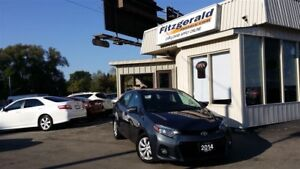 2014 Toyota Corolla S - HEATED SEATS! BACK-UP CAM!