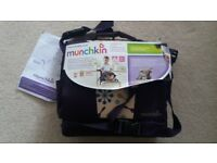 Munchkin travel booster seat / high chair – new & unused