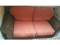 M&S Conservatory Sofa Set