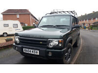 2004 Land Rover Discovery 2.5td5 Deisel Automatic