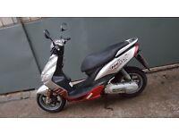 Yamaha jog r 50cc moped ONLY 6000 MILES**
