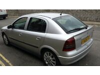 2005 Vauxhall astra sport twinport 1.6L petrol with MOT till May 2017