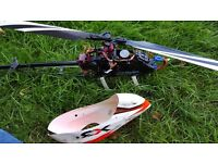 """Lost RC Helicopter """"X3"""" in Muller Road Recreation Ground"""