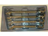 Blue point ratchet spanners