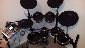 Alesis DM10 Electronic Drum Kit (mesh heads) STUDIO KIT.