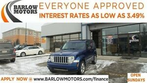 2010 Jeep Liberty Limited Edition*EVERYONE APPROVED*APPLY NOW DR