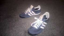 Adidas Dragon Trainers Size 9 and 1/2