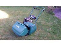 Suffolk Punch 17s Petrol Lawnmower