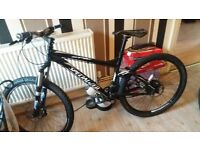 Specialized epic full suspension £250!!