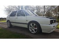 VW GOLF MK2 1.3cc Unfinished project