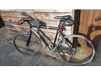 Centurion road bike with extras - excellent condition