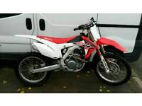 Honda crf 450 2015 model low hours