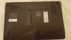 Acer Aspire 5551-A. working condition, hardly used